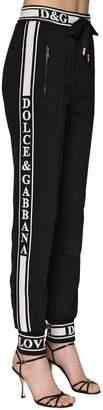 Dolce & Gabbana Sweatpants W/ Logo Side Bands