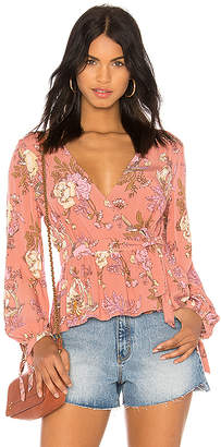 Spell & The Gypsy Collective Rosa Wrap Blouse