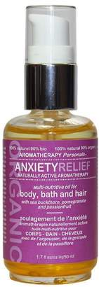 Nuworld Botanicals Anxiety Relief 3-in-1 Multi-Nutritive Oil for Body, Bath & Hair