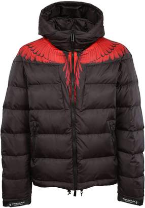 Marcelo Burlon County of Milan Wings Down Jacket