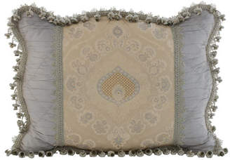 Sweet Dreams Standard Crystal Palace Medallion-Center Sham