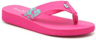 Panama Jack Wedge Flip Flop - Women's