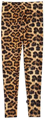 Terez Girls' Leopard Print Leggings - Big Kid