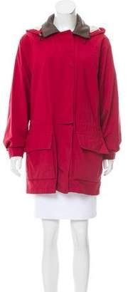 Loro Piana Storm System Horsey Coat