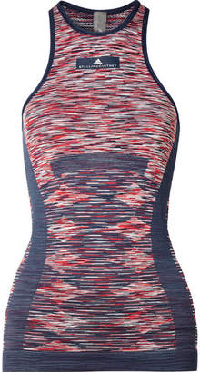 adidas by Stella McCartney Climalite Stretch Tank - Red