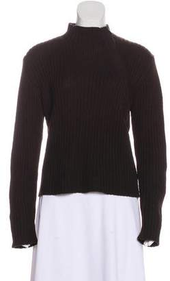 Max Mara Weekend Virgin Wool Knit Sweater