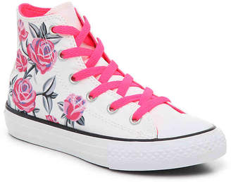 bb5288c6d07f Converse Chuck Taylor All Star Pretty Strong Toddler   Youth High-Top  Sneaker - Girl s