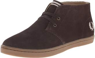 Fred Perry Men's BYRON MID SUEDE Shoe