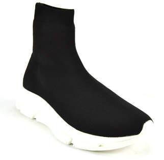 Steve Madden Bitten - Stretch High Top Sneaker