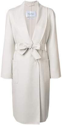 Max Mara classic belted coat