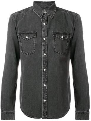Givenchy slim fit denim shirt