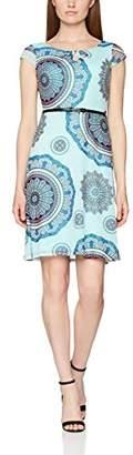 Comma Women's 81705824065 Dress