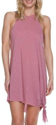 Becca by Rebecca Virtue Side Tie Dress