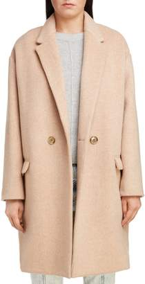 Isabel Marant Virgin Wool & Cashmere Coat