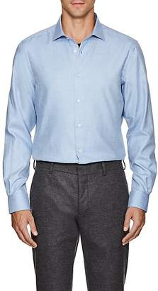 Boglioli Men's Cotton Dress Shirt