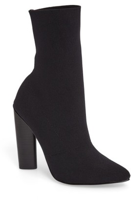 Women's Steve Madden Capitol Stretch Bootie $129.95 thestylecure.com