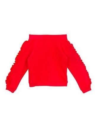 Hudson Karina Knit Off-the-Shoulder Top, Size S-XL