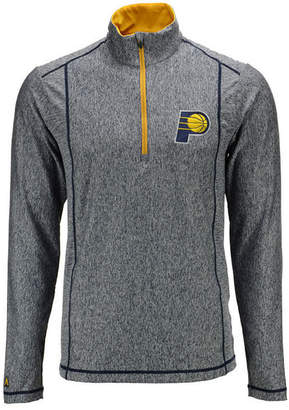 Antigua Men's Indiana Pacers Tempo Half-Zip Pullover