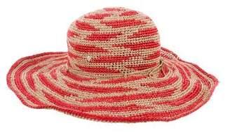 Helen Kaminski Raffia Bow Hat