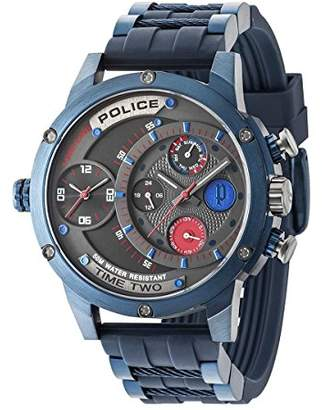 Police Mens Watch 14536JSBL/SM