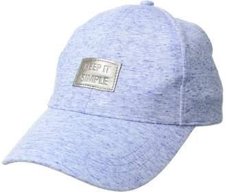 BCBGeneration Embossed Heather Baseball Hat Caps