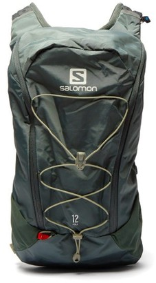 Salomon Agile 12 Technical Backpack - Mens - Dark Green