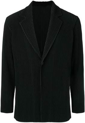 Issey Miyake Homme Plissé tailored blazer jacket