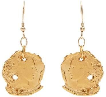 ALIGHIERI The Forgotten Memory gold-plated earrings