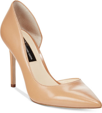 INC International Concepts Women's Kenjay d'Orsay Pumps, Only at Macy's $79.50 thestylecure.com