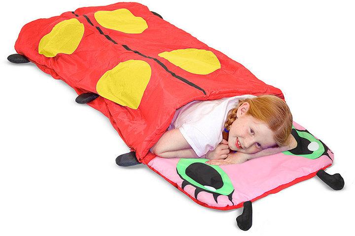 Melissa & Doug Kids Toy, Mollie Sleeping Bag