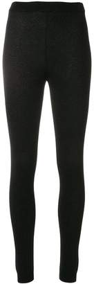 Moschino slim-fit leggings trousers