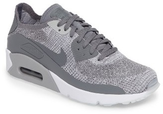 Men's Nike Air Max 90 Flyknit Ultra 2.0 Sneaker $160 thestylecure.com