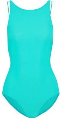 Acne Studios Halla Cutout Swimsuit