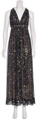 3.1 Phillip Lim Printed Maxi Dress