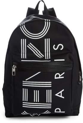 Kenzo Sport Logo Nylon Backpack