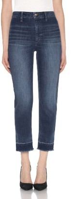 Women's Joe's The Jane High Waist Crop Jeans $198 thestylecure.com
