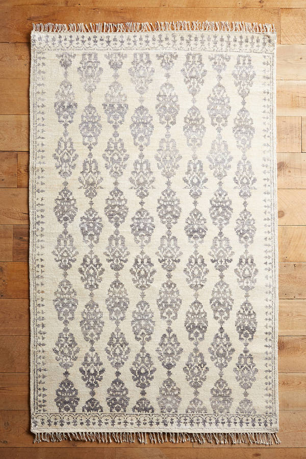 Anthropologie Anthropologie Overdyed Pericon Rug