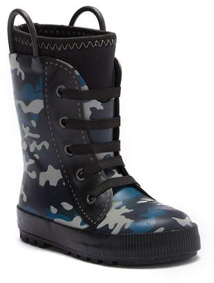 Western Chief Camo Reflective Rain Boot (Little Kid & Big Kid)