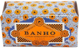 Claus Porto 12.4Oz Banho Citron Verbena Soap