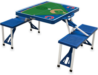 Picnic Time Chicago Cubs Picnic Table