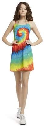 Alice + Olivia Emmie Tie Dye Mini Dress