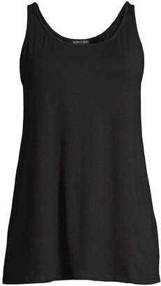 Eileen Fisher System Jersey Tank Top