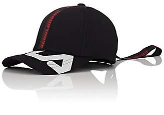 D-ANTIDOTE Women's Cotton Twill Baseball Cap - Black