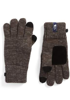 The North Face Etip Salty Dog Knit Tech Gloves