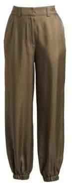 Cinq à Sept Vega Twill Cuffed Pants
