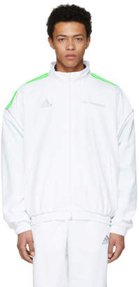Gosha Rubchinskiy White adidas Originals Edition Track Jacket