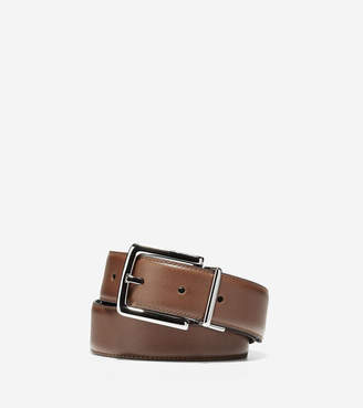 Cole Haan 32mm Reversible Dress Leather Belt