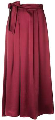 Forte Forte high waisted maxi skirt