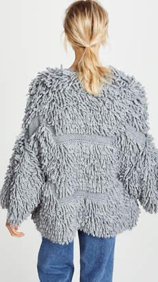 MiH Jeans Jesper Cardigan Coat