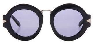 Karen Walker Maze Tinted Sunglasses